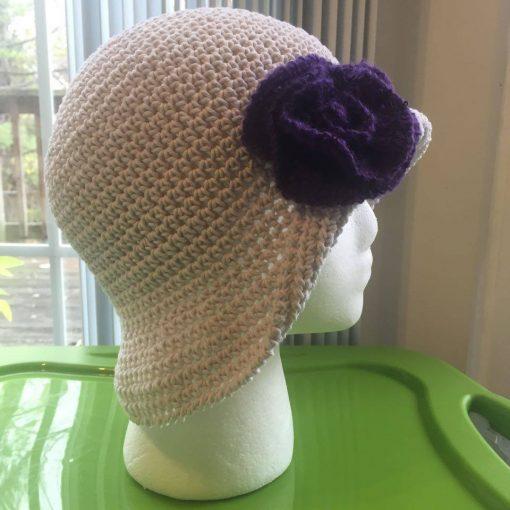 Bell Shaped Hat Crochet Pattern