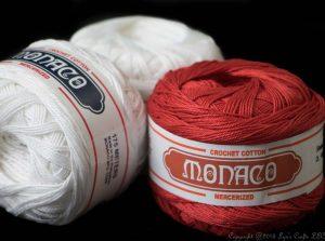 Monaco Cotton Crochet Thread
