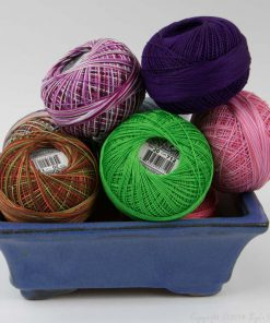 Lizbeth Crochet Thread Size 20
