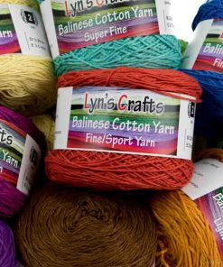 Balinese Cotton Yarn
