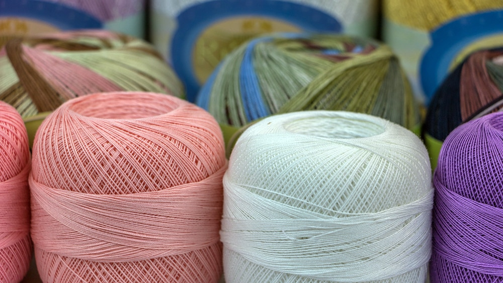 Omega Crochet Threads Lyns Crafts Yarns