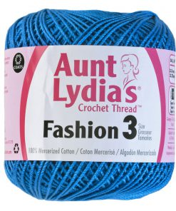 Aunt-Lydias-Crochet-Thread-Size-3-Blue-Hawaii
