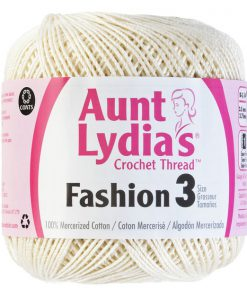Aunt-Lydias-Crochet-Thread-Size-3-Bridal-White