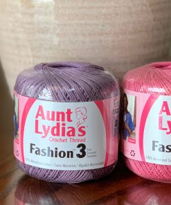 Aunt Lydia's Crochet Thread Size 3
