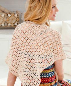 Lacey Shawl Free Pattern