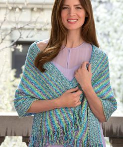 Warm Weather Wrap Free Pattern