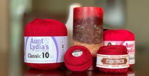 Crochet Thread Sale