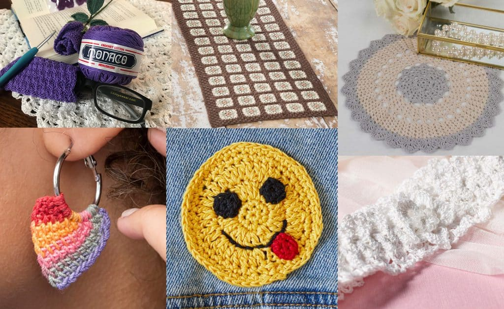 Looking for the 10 best projects for Crochet Thread Here they are
