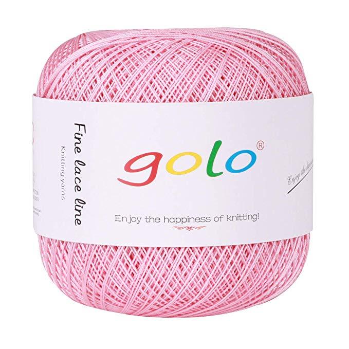 Golo Crochet Thread