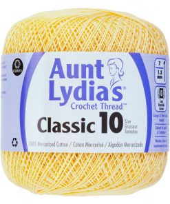 Aunt-Lydias-Classic-Crochet-Thread-Size-10-Maize