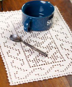 Celtic Placemat Free Crochet Pattern