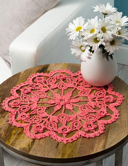 Exquisite-Flower-Crochet-Pattern