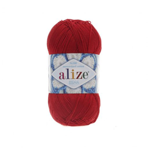 Alize Miss Size 10 Crochet Thread