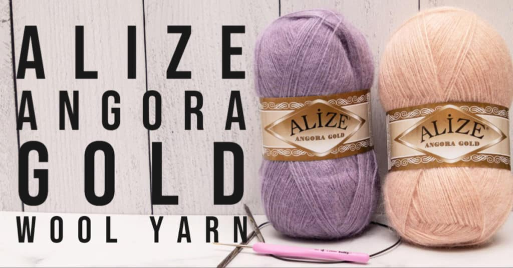 Alize Angora Gold Wool Yarn