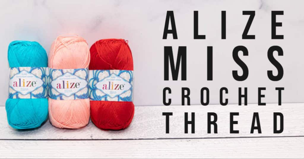 Alize Miss Crochet Thread