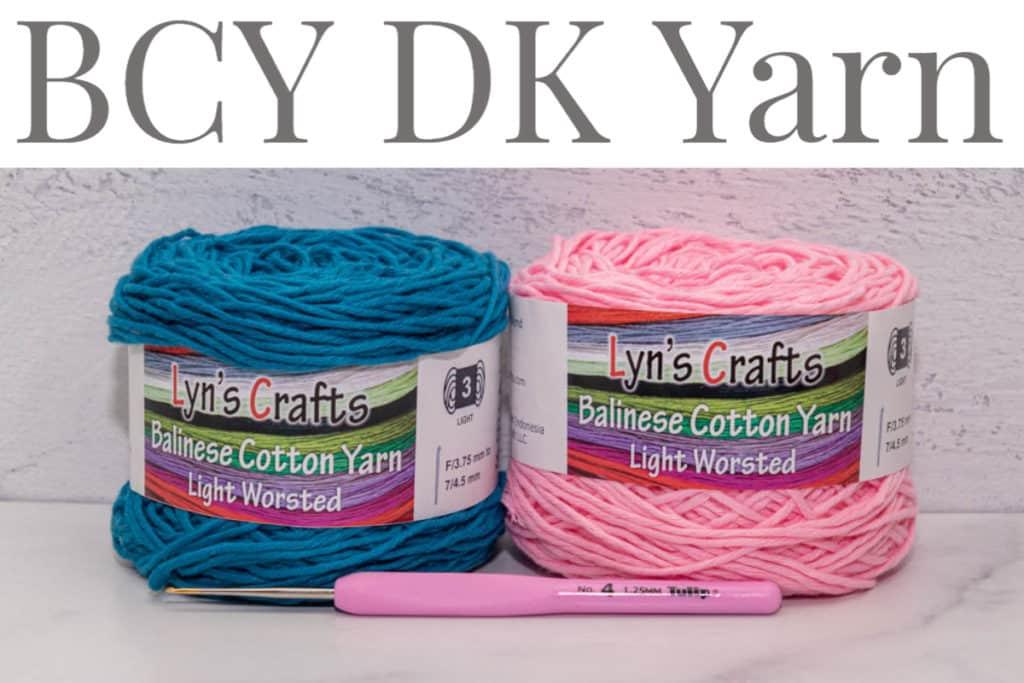 BCY DK Yarn
