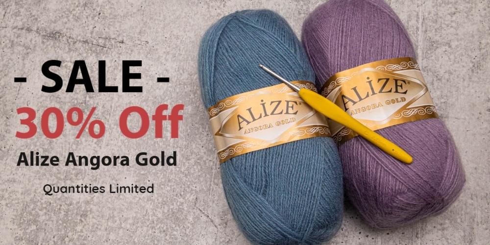 Alize Angora Gold Sale