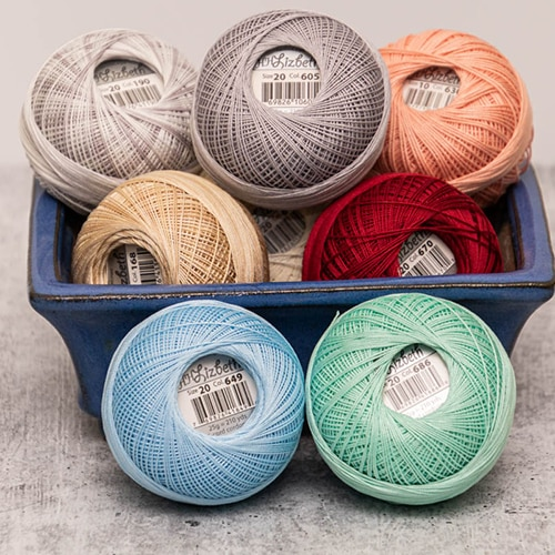 Lizbeth Crochet Threads