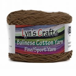 Spice Balinese Cotton Yarn