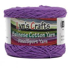 Hyacinth Sport Weight Yarn