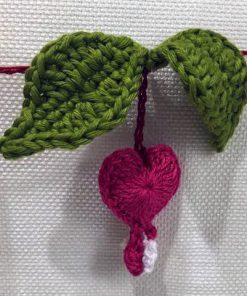 Bleeding Heart Crochet Pattern